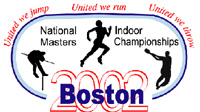 2002 national masters indoor championship logo