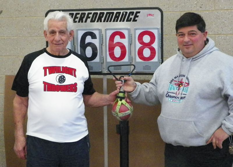 2e4b46d87 Antonio Palazzo set a US record in the weight; nephew Bob, meet facility  director, also competed in the meet. (SV photo)