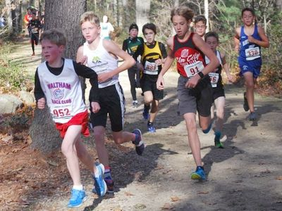 USATF-NE Junior Olympic XC Championship (photo: Courtesy of Green Mountain AA)