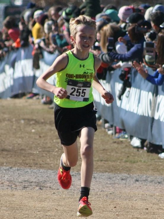 d87920ce4935 USATF New England the news. Aiden Cox